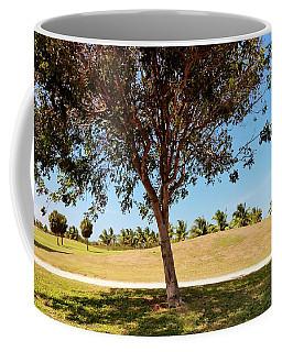Coffee Mug featuring the photograph 96 Degrees In Da Shade by Amar Sheow