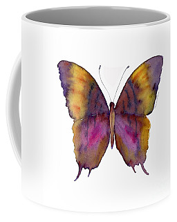 99 Marcella Daggerwing Butterfly Coffee Mug