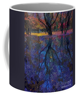 Coffee Mug featuring the painting A Beautiful Reflection  by Catherine Lott