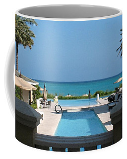 A Beautiful View Coffee Mug by Patti Whitten