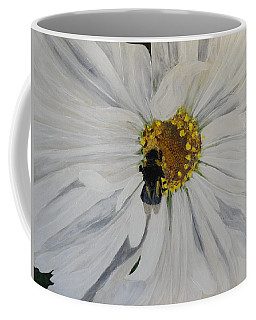 A Bee's Lunch Coffee Mug by Betty-Anne McDonald