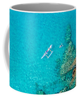 A Bird's Eye View Coffee Mug by Denise Bird