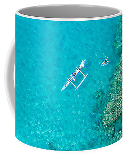 A Bird's Eye View Coffee Mug