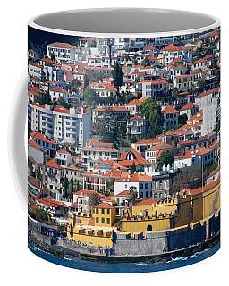 A Bit Of Funchal Coffee Mug