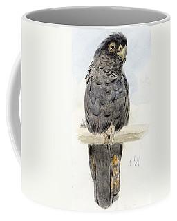 A Black Cockatoo Coffee Mug