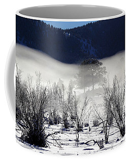 A Blanket Of Fog Coffee Mug