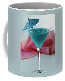 A Blue Hawaiian Cocktail Coffee Mug