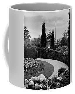 A Bobbink & Atkins Garden Coffee Mug