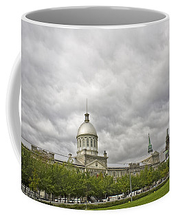 A Bonsecours Day  Coffee Mug
