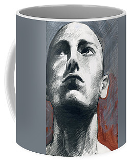 A Boy Named Patience  Coffee Mug