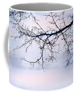 A Breathing Too Quiet To Hear Coffee Mug
