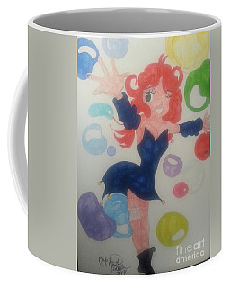 A Bubbles Girl Coffee Mug