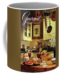 A Buffet Brunch Party Coffee Mug