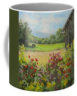 A Bull's Life Coffee Mug