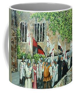 A Call To Arms Coffee Mug