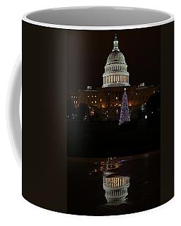 A Capitol Reflection Coffee Mug