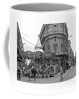 A Carousel Coffee Mug by Cendrine Marrouat