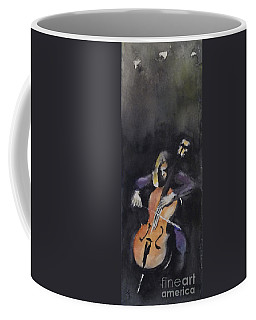 A Cellist Coffee Mug