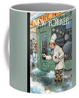 Just A Pinch Coffee Mug