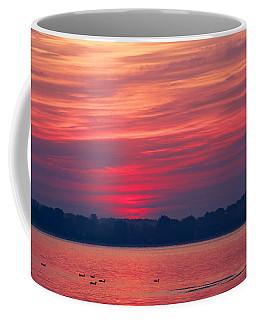 A Chesapeake Bay Sunrise Coffee Mug