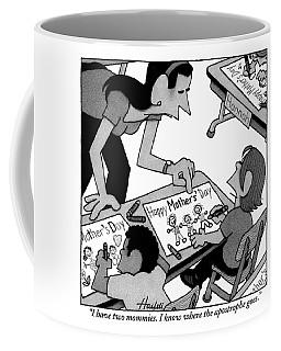 A Child Responds To Her Schoolteacher Who Coffee Mug
