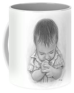 A Child's Payer Coffee Mug