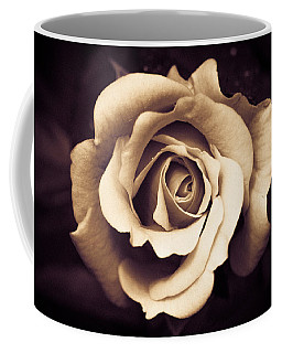 A Chocolate Raspberry Rose Coffee Mug