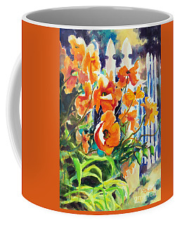 A Choir Of Poppies Coffee Mug