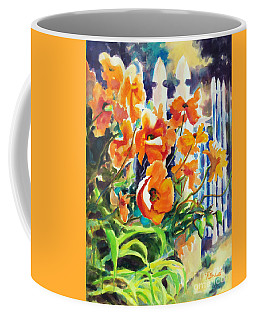 A Choir Of Poppies Coffee Mug