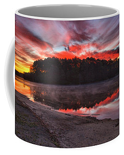 A Christmas Eve Sunrise Coffee Mug