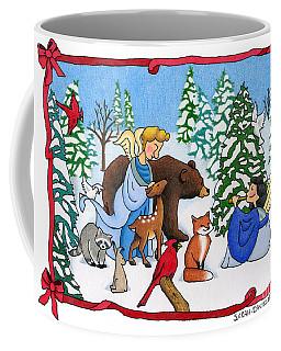 A Christmas Scene 2 Coffee Mug
