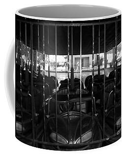 Coffee Mug featuring the photograph A Classic Car by Michael Krek