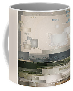 A Cloudy Day Coffee Mug