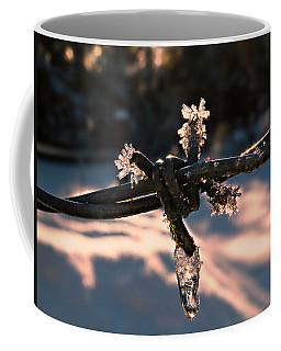 A Cold Welcome Coffee Mug