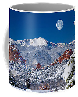 A Colorado Christmas Coffee Mug