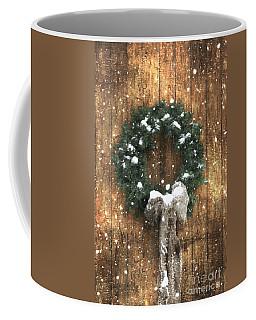 A Country Christmas Coffee Mug