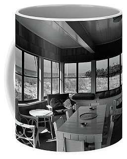 A Covered Porch With A View Coffee Mug