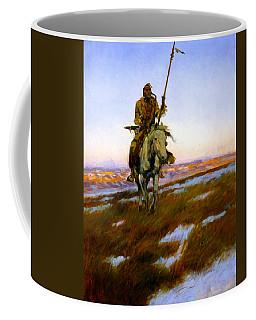 A Cree Indian Coffee Mug