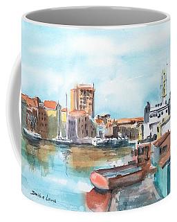 A Curacao Morning Coffee Mug