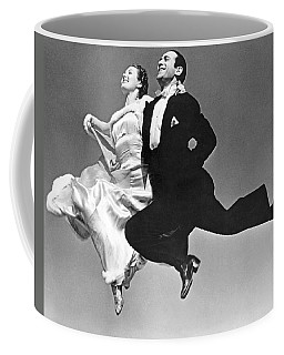 A Dance Team Does The Rhumba Coffee Mug