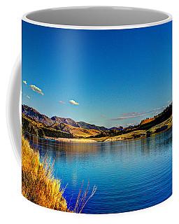 A Day At The Lake Coffee Mug