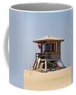 A Day At The Office Coffee Mug by William Bartholomew
