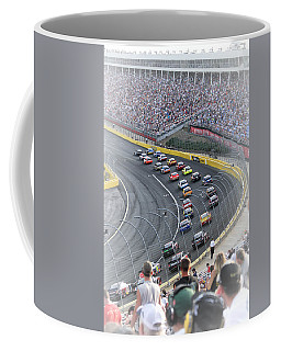 A Day At The Racetrack Coffee Mug
