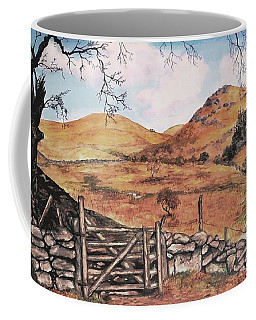 A Day In The Country Coffee Mug