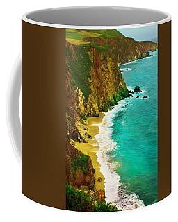 A Day On The Ocean Coffee Mug