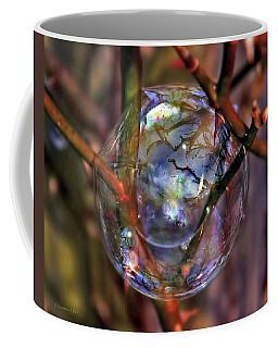 A Delicate Balance Coffee Mug by Suzanne Stout