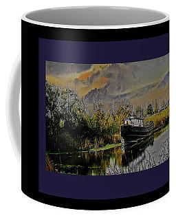 A Delta Tug Forgotten Coffee Mug