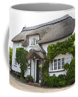 A Devonshire Cottage Coffee Mug by Venetia Featherstone-Witty