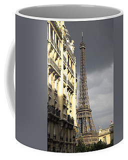 A Different View Of The Eiffel Tower Coffee Mug
