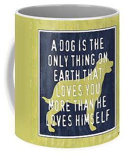 A Dog... Coffee Mug